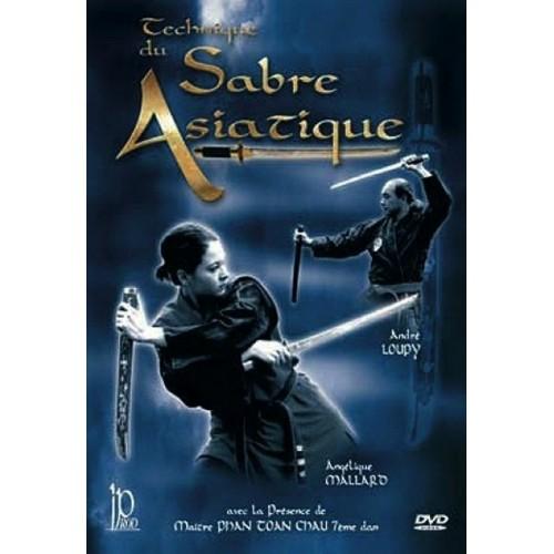 DVD : Technique du Sabre Asiatique