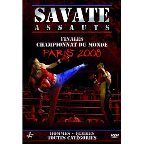 DVD : Savate assauts. Championat du Monde