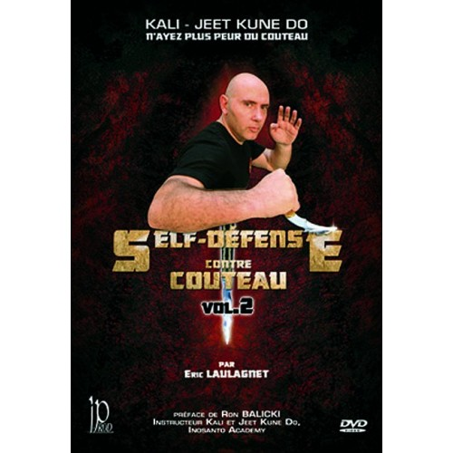 DVD : Kali - Jeet Kune Do. Defense contre couteau 2