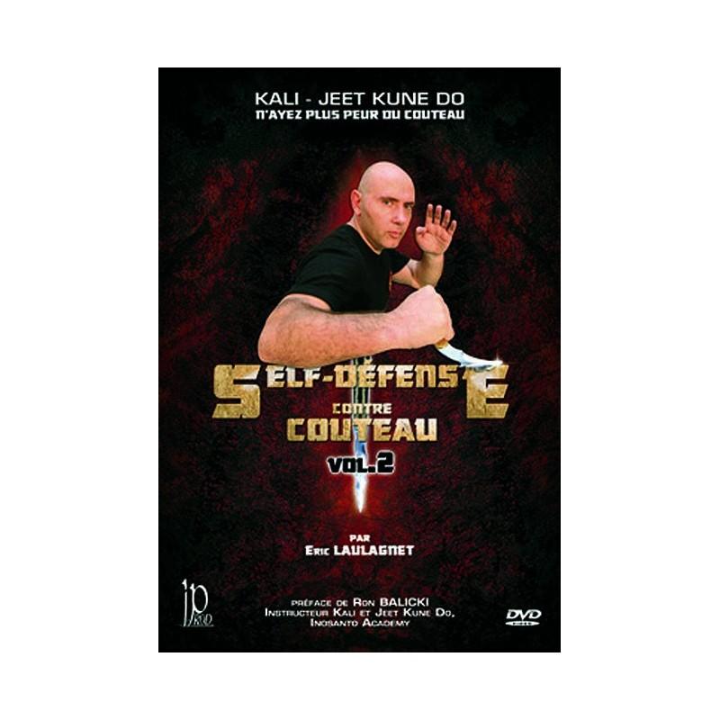 DVD : Kali - Jeet Kune Do. Defense contre couteau 2