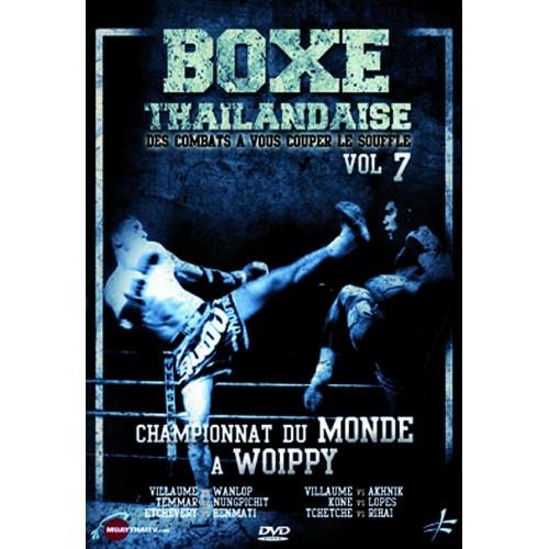 DVD : Boxe Thailandaise 7. Combats