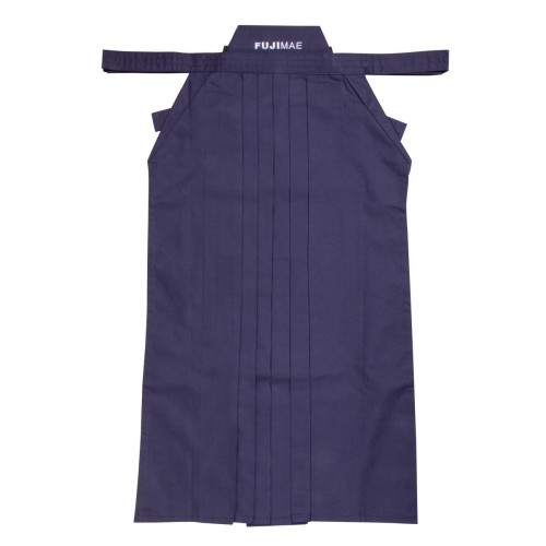 Hakama Azul. Poliéster-Rayon