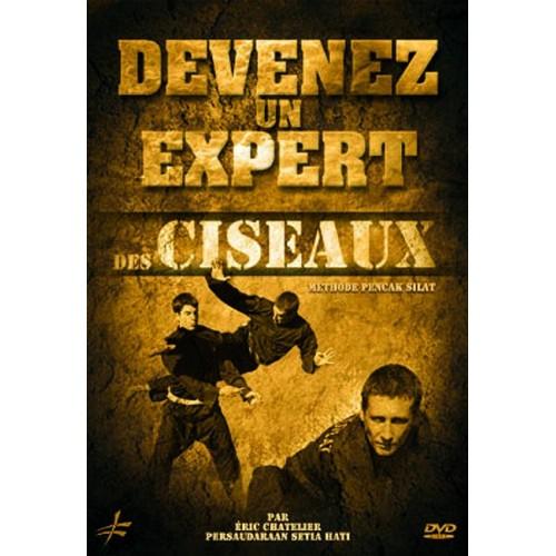 DVD : Devenez un expert des ciseaux