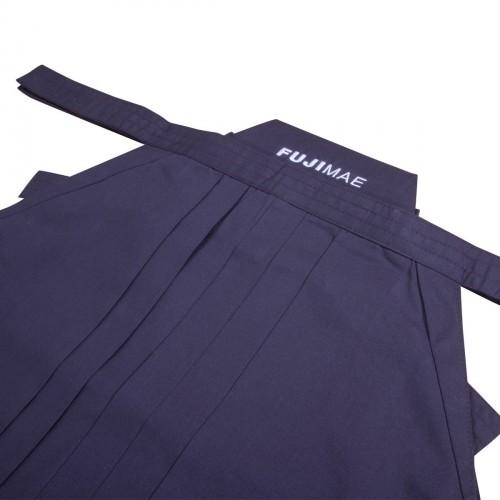 Hakama Poly-Rayon. Azul