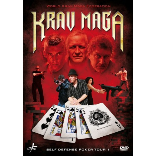 DVD : Krav Maga. Self Defense Poker Tour