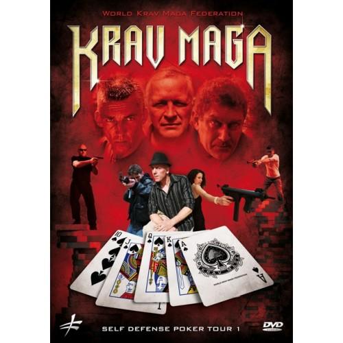 DVD : Krav Maga. Self Defense Poker Tour