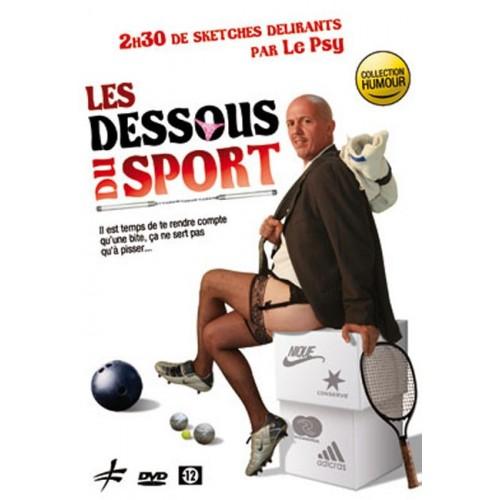 DVD : Les dessous du Sport