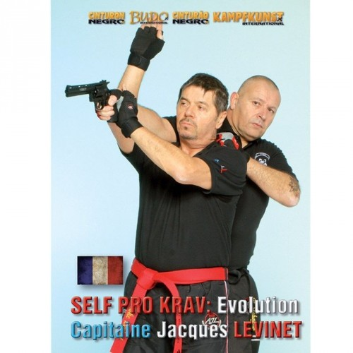 DVD : Self Pro Krav. Evolution