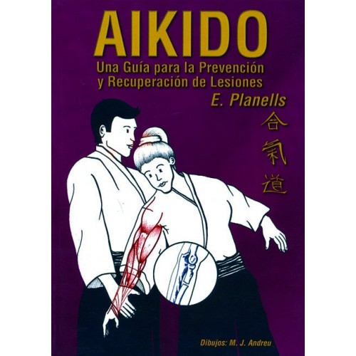 LIBRO : Aikido. Guia para las lesiones