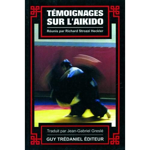 LIBRO : Temoignages sur l'Aïkido