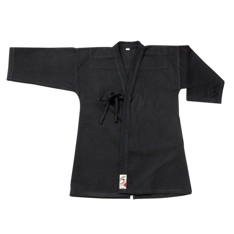 Chaqueta Kendo. Negro