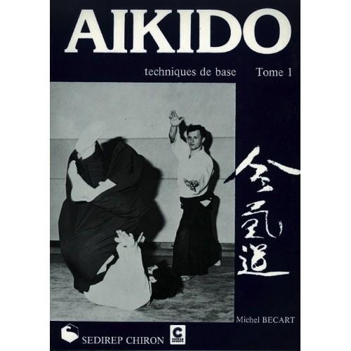 LIBRO : Aïkido. Techniques de base 1