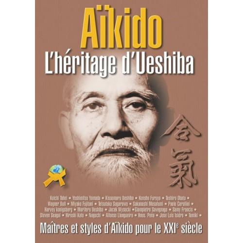 LIBRO : Aikido. L'heritage Ueshiba