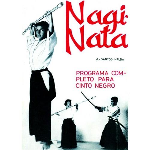 LIBRO : Nagi Nata. Programa completo para cinturon negro