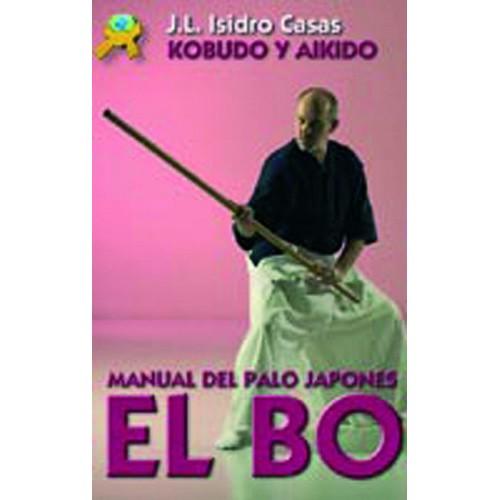 LIBRO : Bo. Manual del palo japones