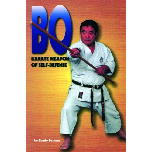 LIBRO : Bo. Karate weapon of Self-Defense
