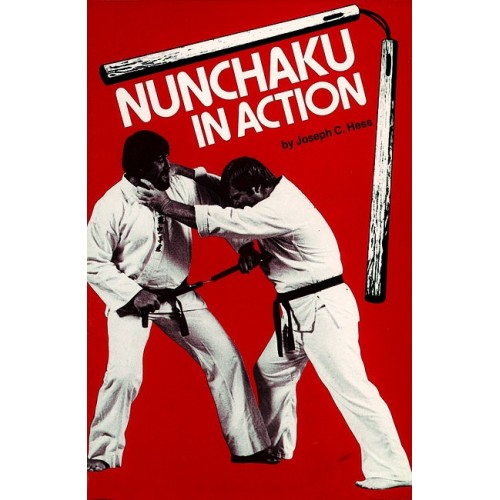 LIBRO : Nunchaku in action