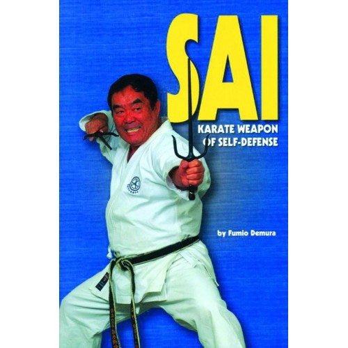 LIBRO : Sai. Karate weapon of Self-Defense