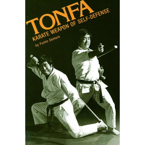 LIBRO : Tonfa. Karate weapon of Self-Defense
