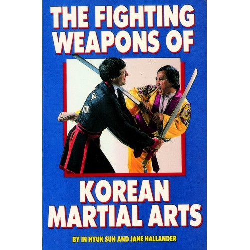 LIBRO : Fighting weapons of Korean Martial Arts