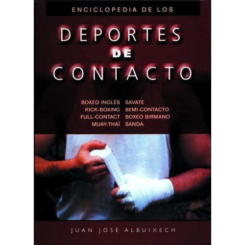 LIBRO : Enciclopedia de los deportes de contacto