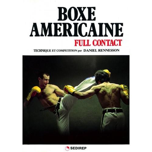 LIBRO : Boxe Americaine. Full Contact