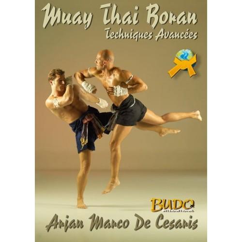 LIBRO : Muay Thai Boran. Techniques avancees