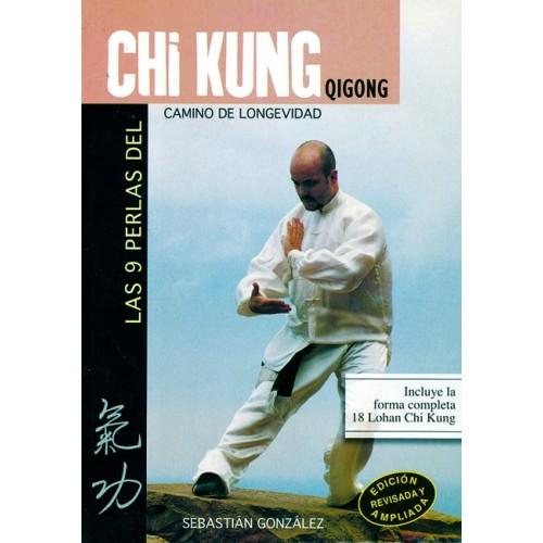 LIBRO : Nueve perlas del Chi Kung