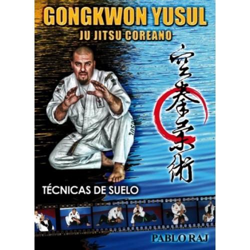 LIBRO : GongKwon Yusul. Ju Jitsu coreano
