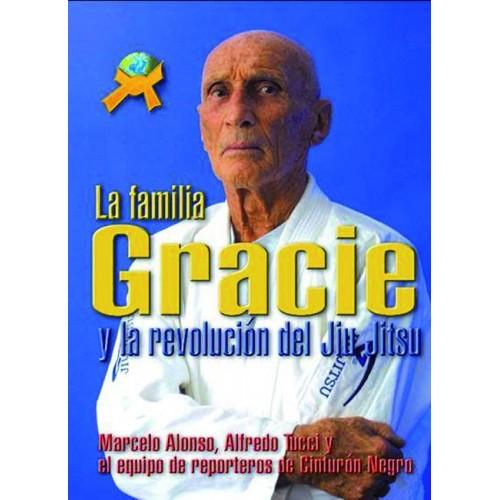 LIBRO : Familia Gracie y la revolucion del Jiu Jitsu