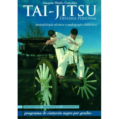 LIBRO : Tai Jitsu. Defensa personal