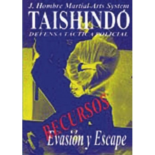 LIBRO : Tashindo. Defensa tactica policial 1