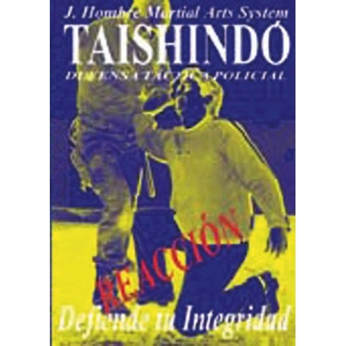 LIBRO : Tashindo. Defensa tactica policial 4