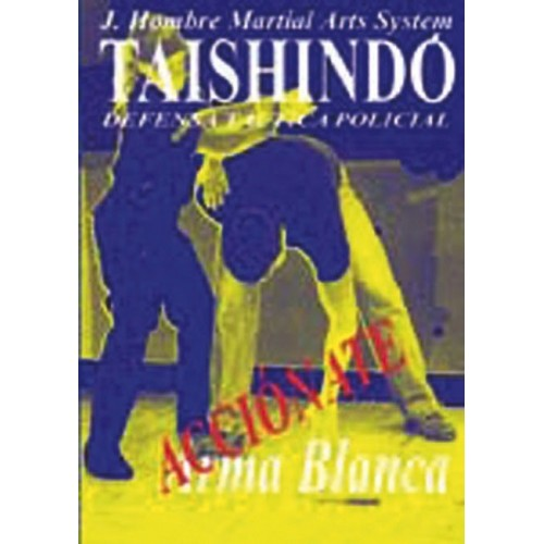 LIBRO : Tashindo. Defensa tactica policial 5