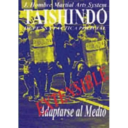 LIBRO : Tashindo. Defensa tactica policial 7