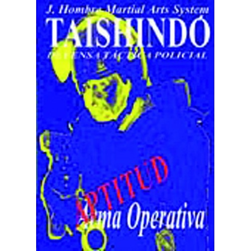 LIBRO : Tashindo. Defensa tactica policial 8