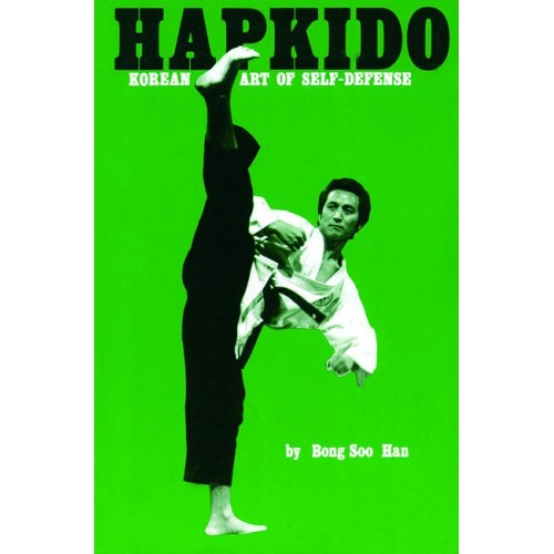 LIBRO : Hapkido. Korean art of Self-Defense
