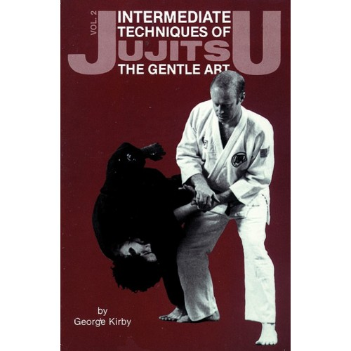 LIBRO : Jujitsu 2. Intermediate techniques of the gentle art