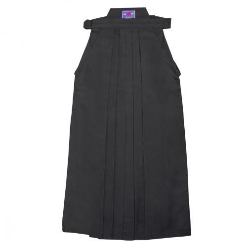 Hakama Japonais Polyester. Noir