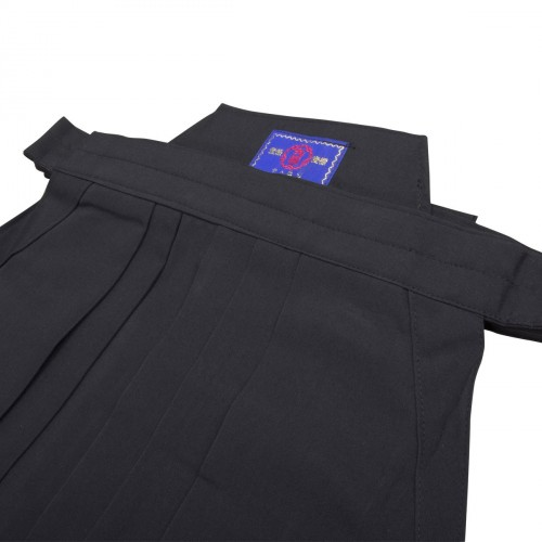 Japanese Polyester Hakama. Black