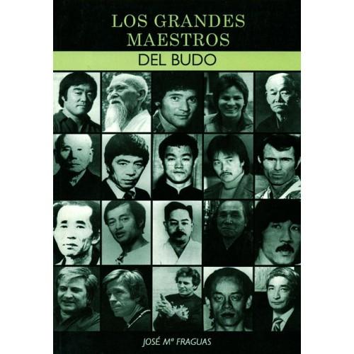 LIBRO : Grandes Maestros del Budo