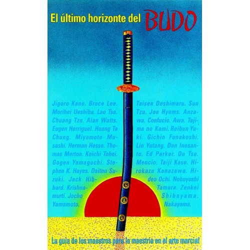 LIBRO : Ultimo horizonte del Budo