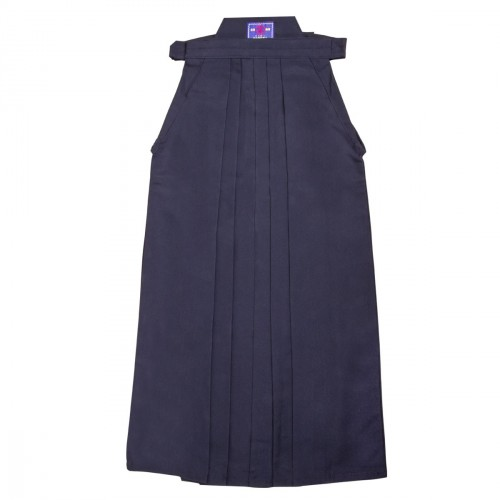 Hakama Japan. Blue. Poly-Rayon