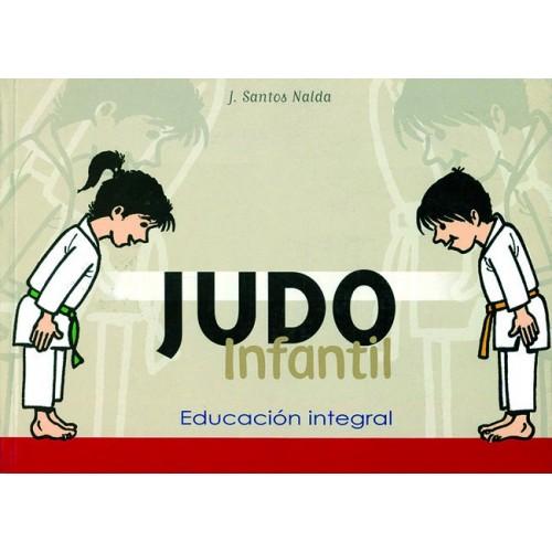 LIBRO : Judo infantil. Educacion integral