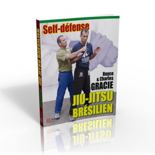 LIBRO : Jiu-Jitsu bresilien. Self Defense