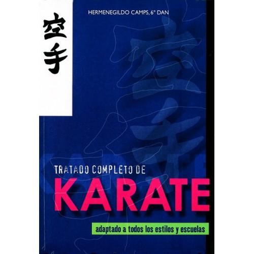 LIBRO : Tratado completo de Karate