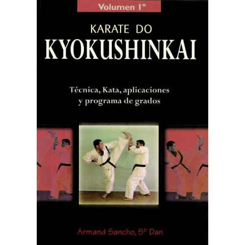 LIBRO : Karate Kyokushinkai 1