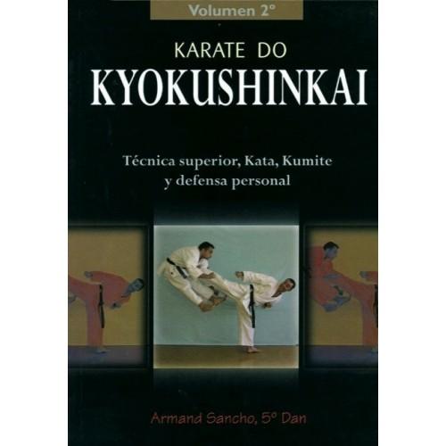 LIBRO : Karate Kyokushinkai 2
