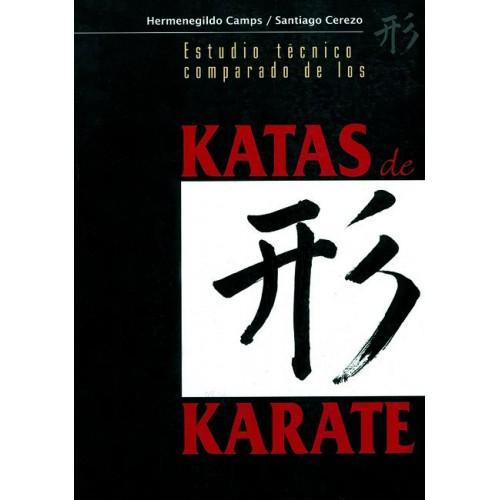 LIBRO : Estudio tecnico comparado de los Katas de Karate