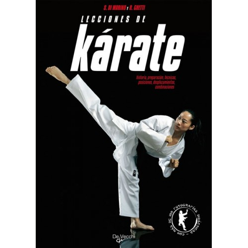 LIBRO : Lecciones de Karate